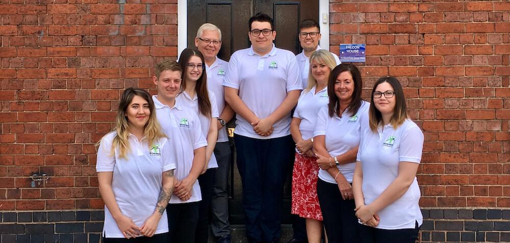 Abbeyfields Insurance team