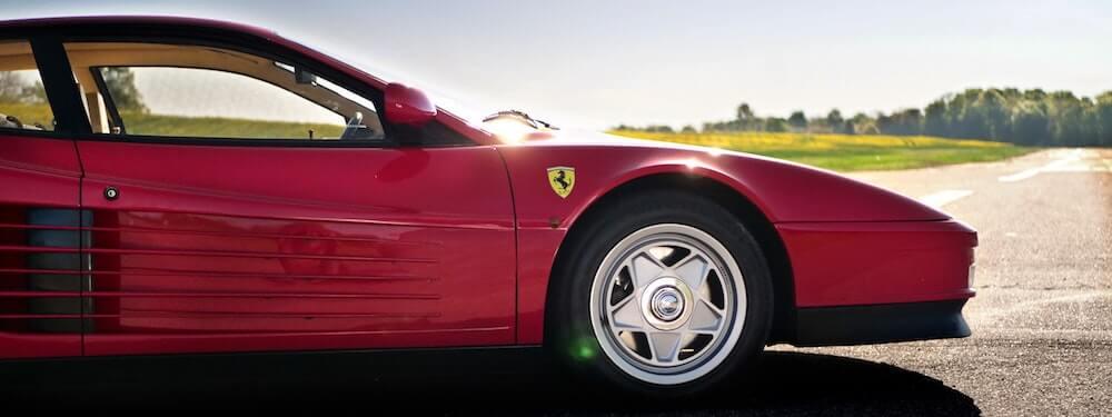 Ferrari Insurance By Abbeyfields