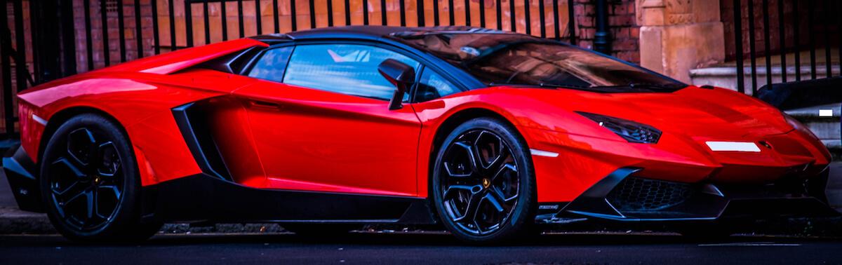 Lamborghini Insurance by Abbeyfields