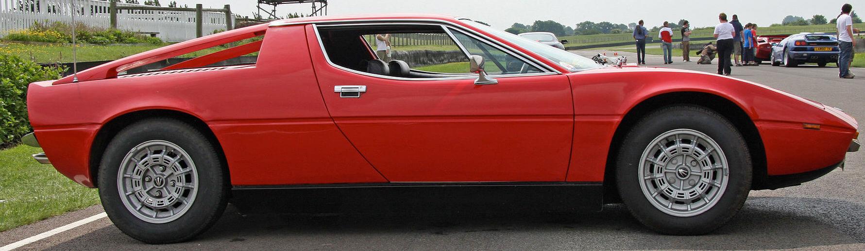 Maserati Insurance By Abbeyfields